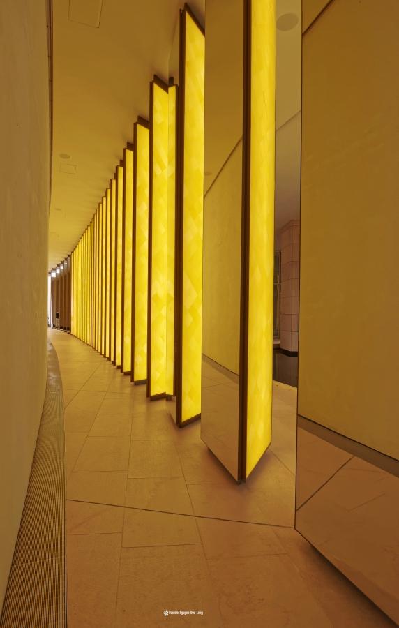 Olafur Eliasson, Inside the horizon, 2014. , Paris, Fondation Vuitton