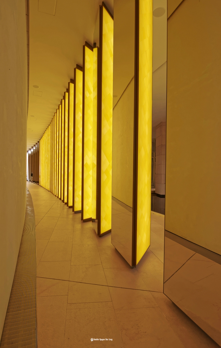 Olafur Eliasson, Inside the horizon, 2014. , Paris, Fondation Vuitton