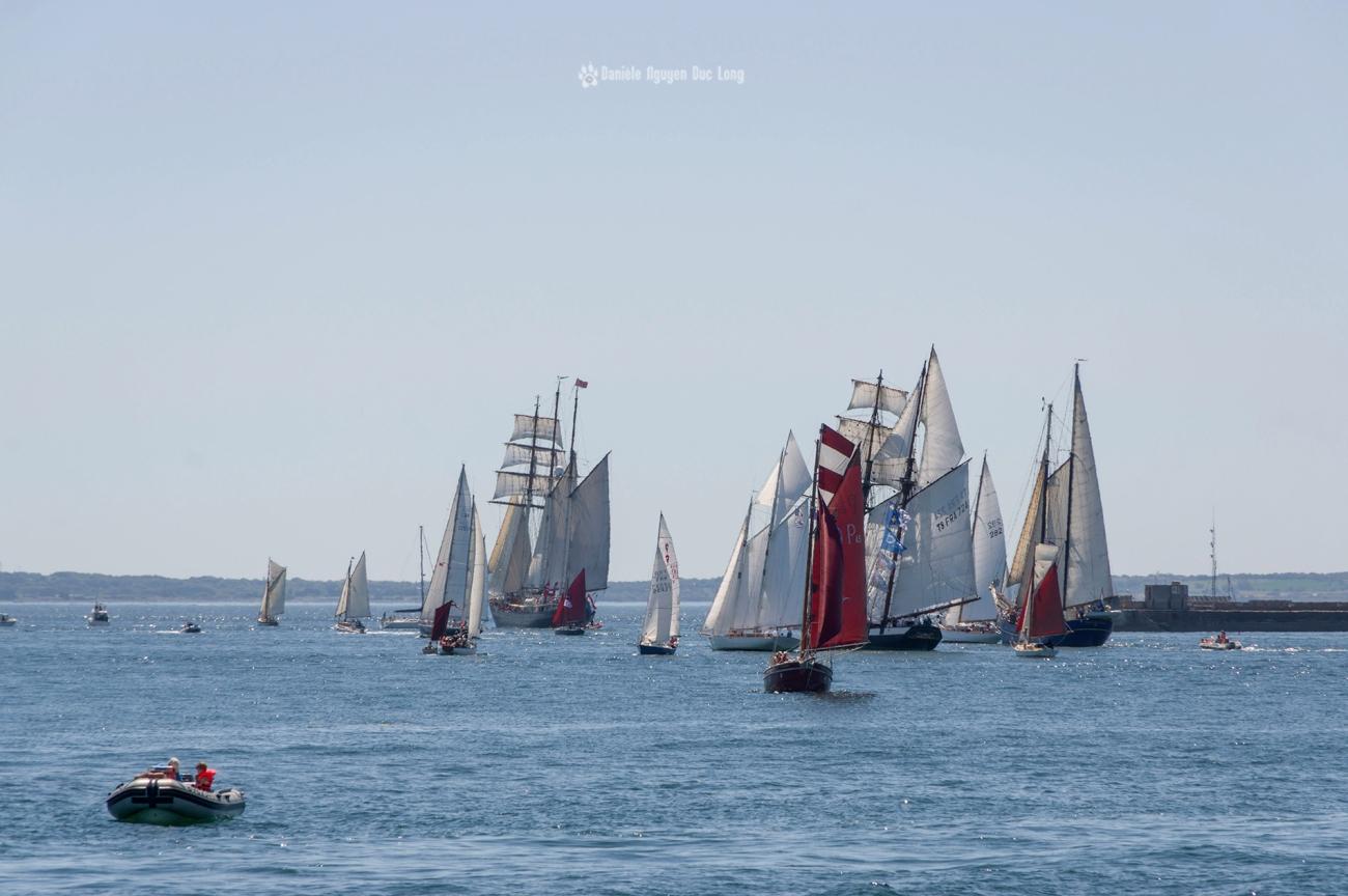 brest-2016-balade-des-voiliers-, fêtes maritimes de Brest, Brest, Finistère, Bretagne