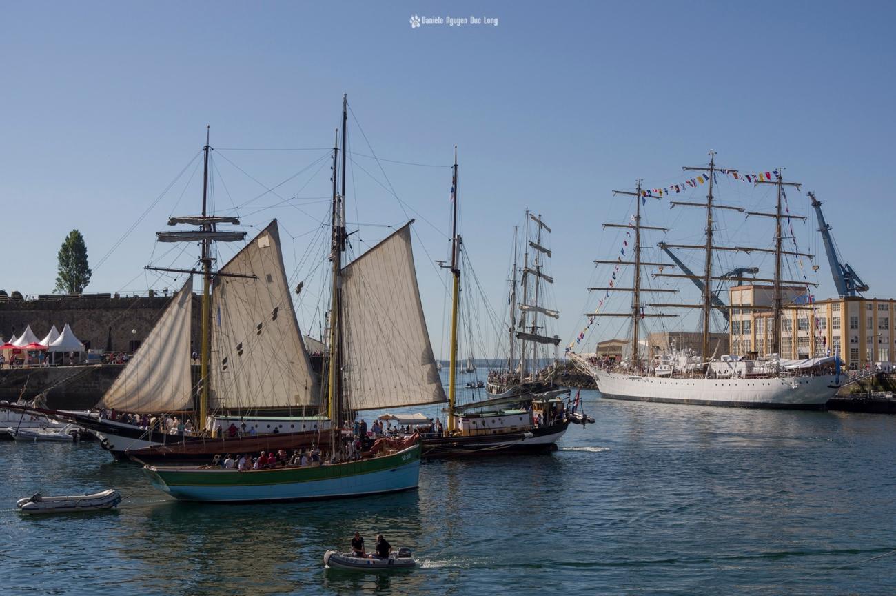 brest-2016-libertad-thalassa-et-autres, fêtes maritimes de Brest, Brest, Finistère, Bretagne