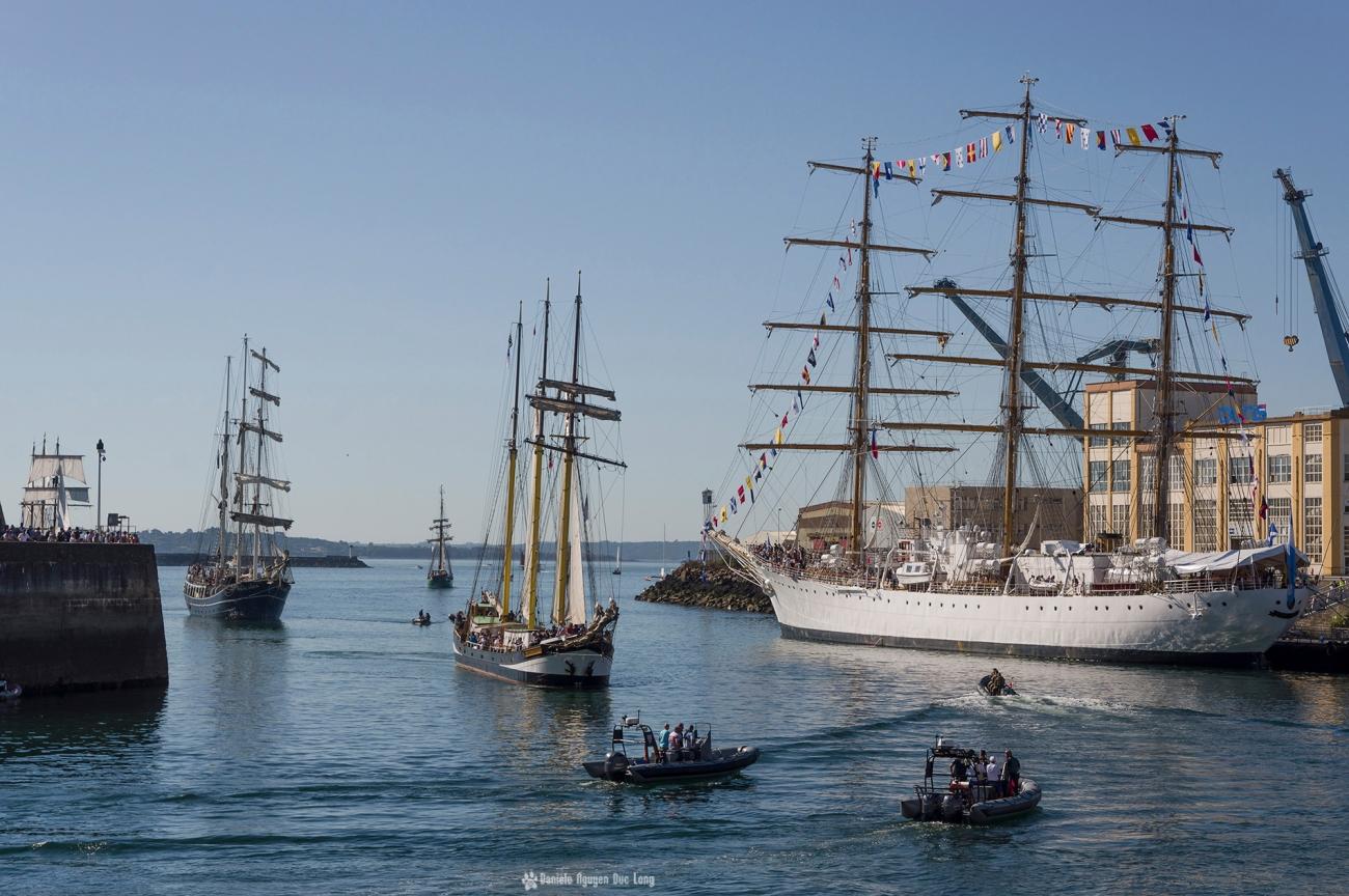 brest-2016-libertad2-et-autres-, fêtes maritimes de Brest, Brest, Finistère, Bretagne