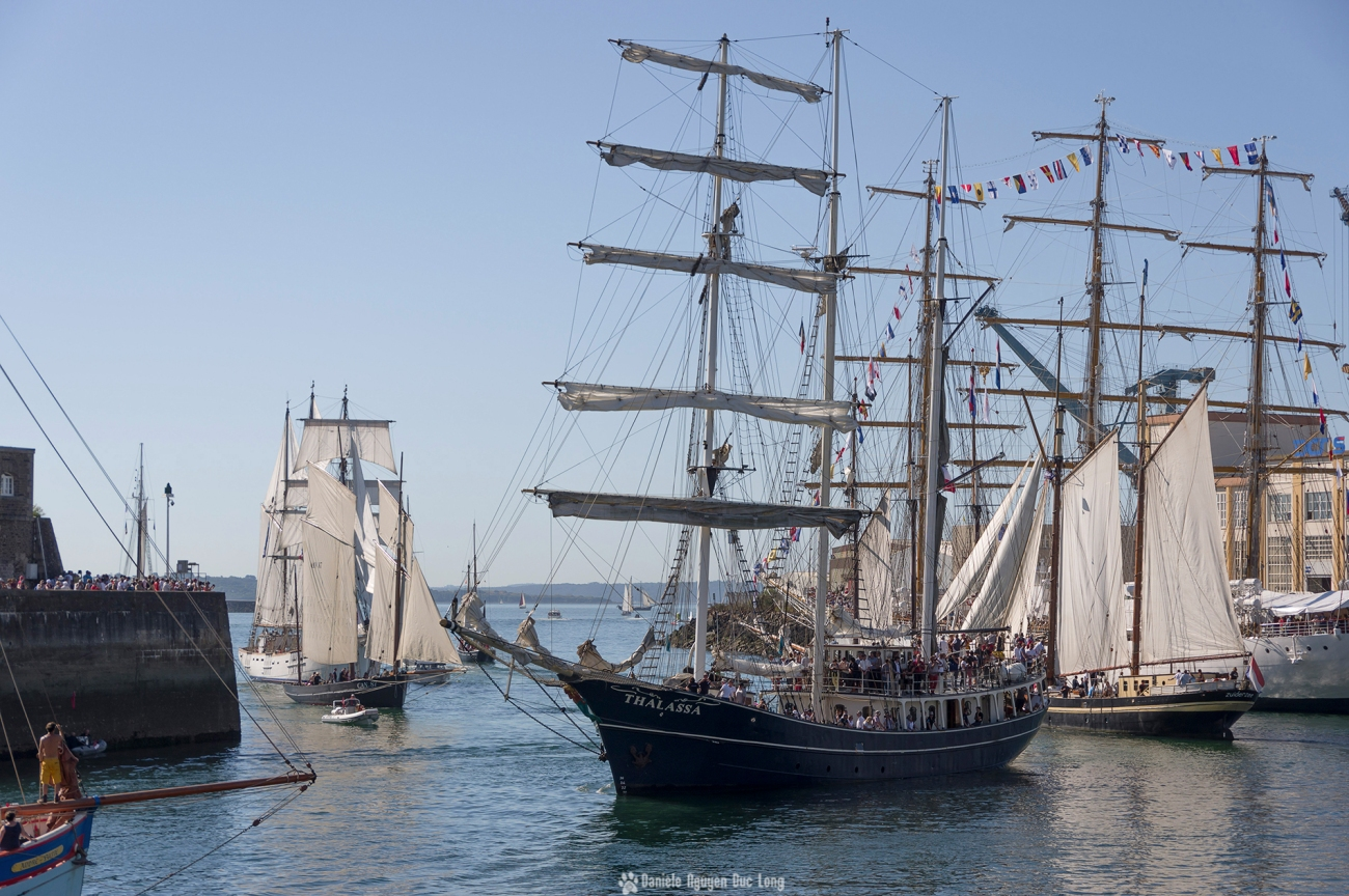 brest-2016-thalassa-penfeld, fêtes maritimes de Brest, Brest, Finistère, Bretagne