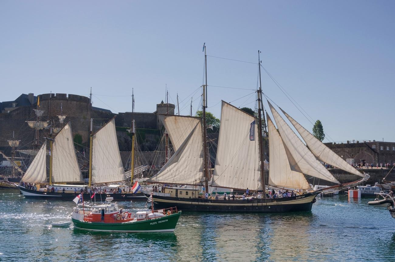 brest-2016-zuiderzee-, fêtes maritimes de Brest, Brest, Finistère, Bretagne