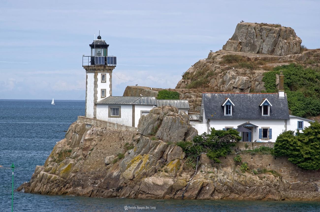 île Louët depuis la berge plan rapproché , baie de Morlaix, Bretagne, Finistère, île Louët, PENTAX HD-DA 55-300 mm f/4-5.8 ED WR,