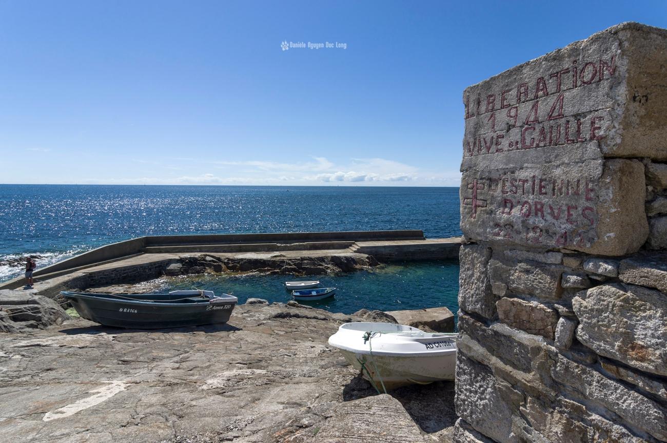 pors-loubou-muret-liberation, Pors Loubous, Plogoff, Bretagne, Finistère