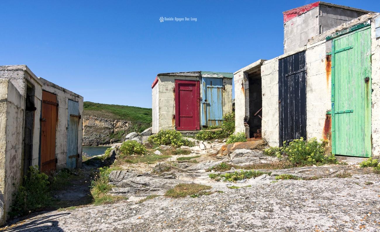 pors-loubous-les-cabanes-en-bout, Pors Loubous, Plogoff, Bretagne, Finistère