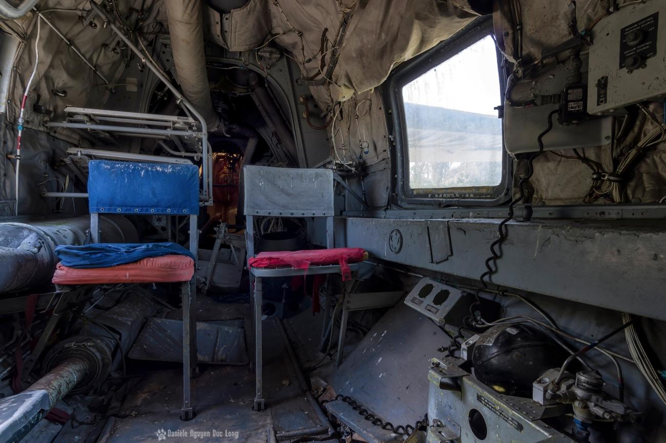 urbex - Top Gun - Planes, cimetière d'avions, Bloch MB175T