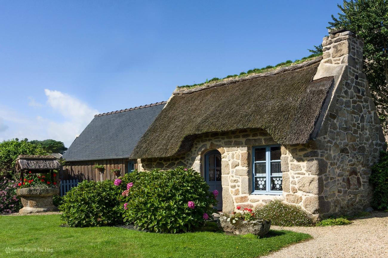 penty breton, Finistère, Bretagne