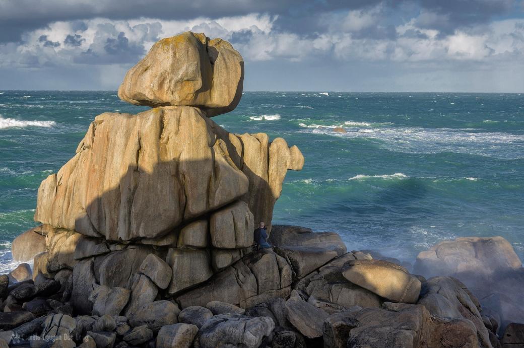 rochers aux Amiets, Cléder, Plouescat, photographe, Bretagne, finistère