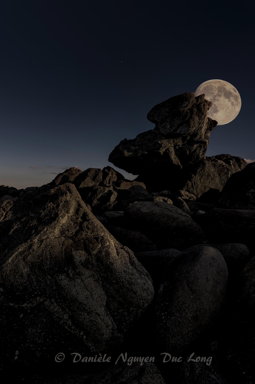 """""""Ne demandez jamais la lune. Elle pourrait vous être donnée. Et alors, qu'en feriez-vous ?"""" 🙄🤔"""